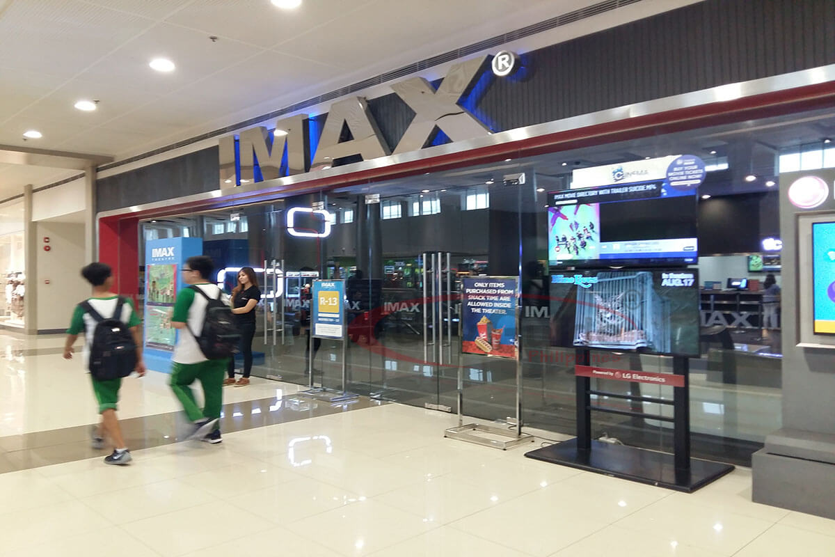 Metro Manila Movie Theaters
